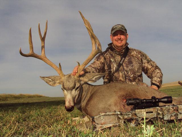 Dan Wallace - Mule Deer, Mill Iron TJ Outfitters
