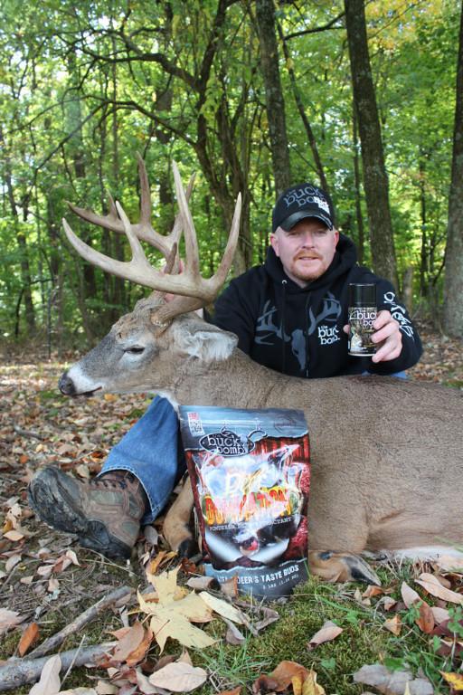 Mike Homan, the Buck Bomb - Ohio Whitetail