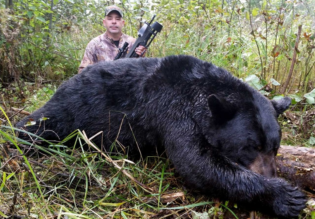 Troy Lauffer - Manitoba Black Bear