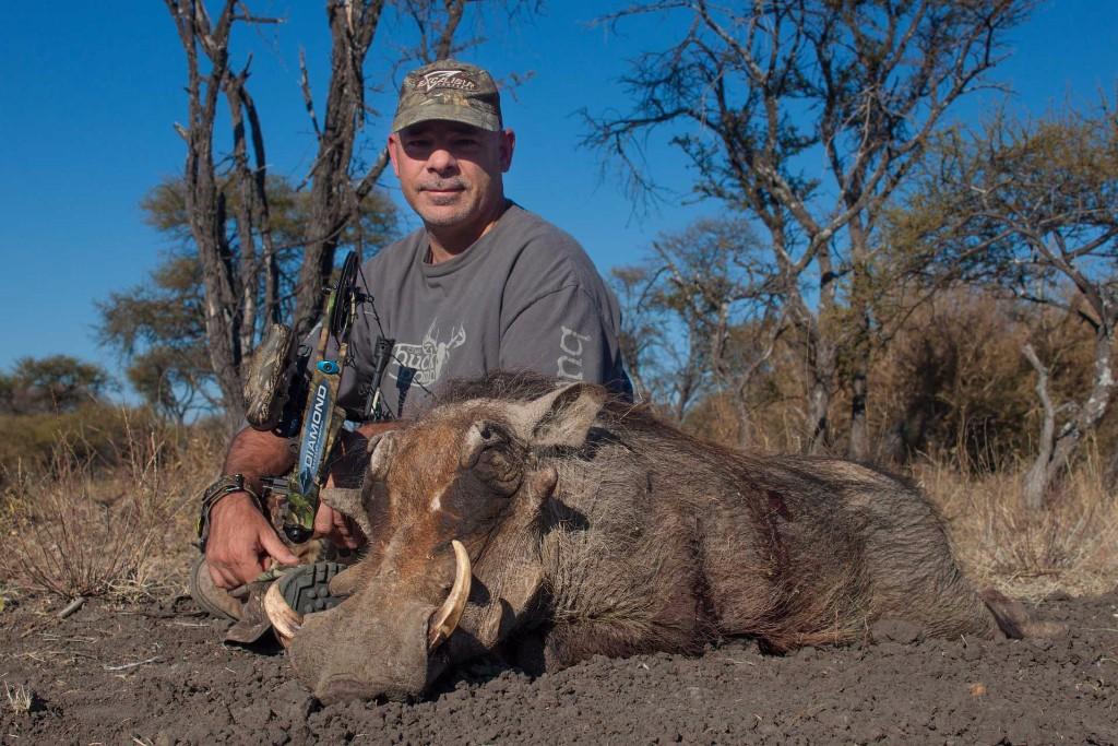 Troy Lauffer: Koringkoppie Safaris Warthog